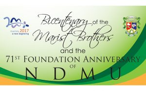 Bicentenary of the Marist Brothers and the 71st Foundation Anniversary