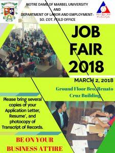 ndmu_job_fair