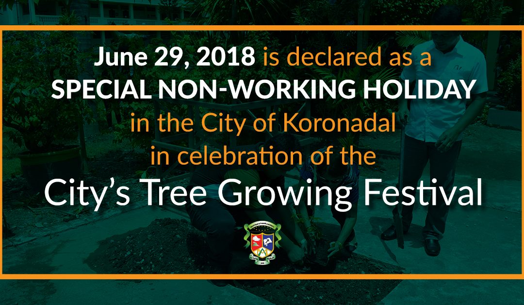 Tree Growing Festival 2018