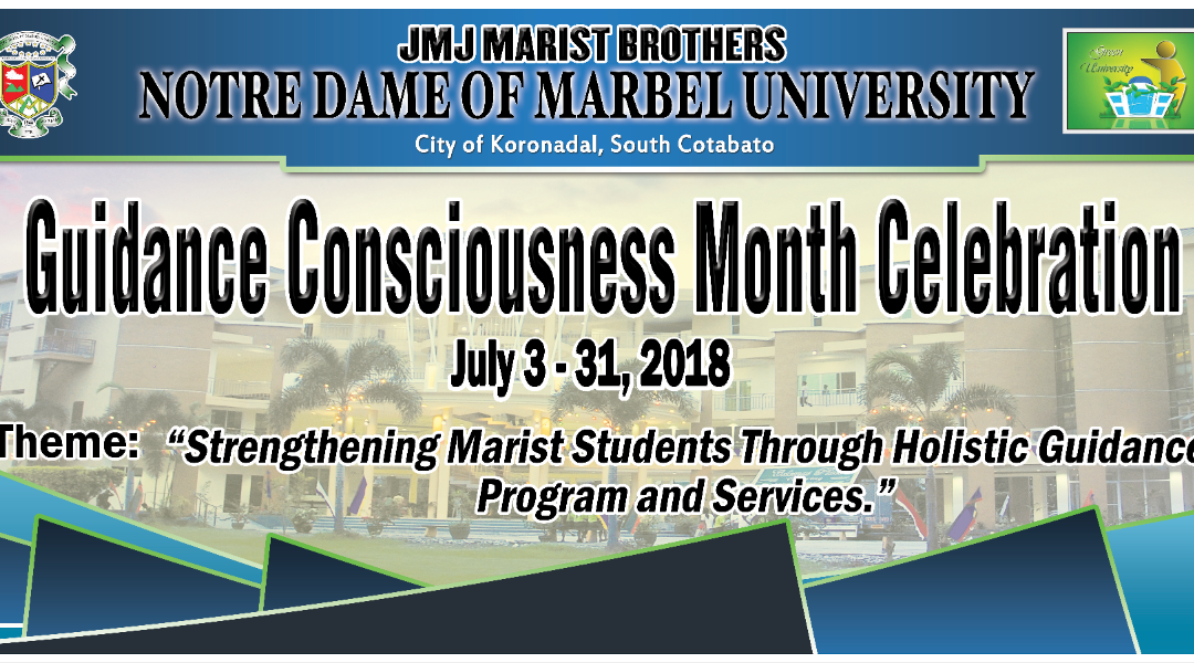 Guidance Consciousness Month Celebration