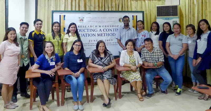 Prof. Palanca-Tan returns for a research workshop