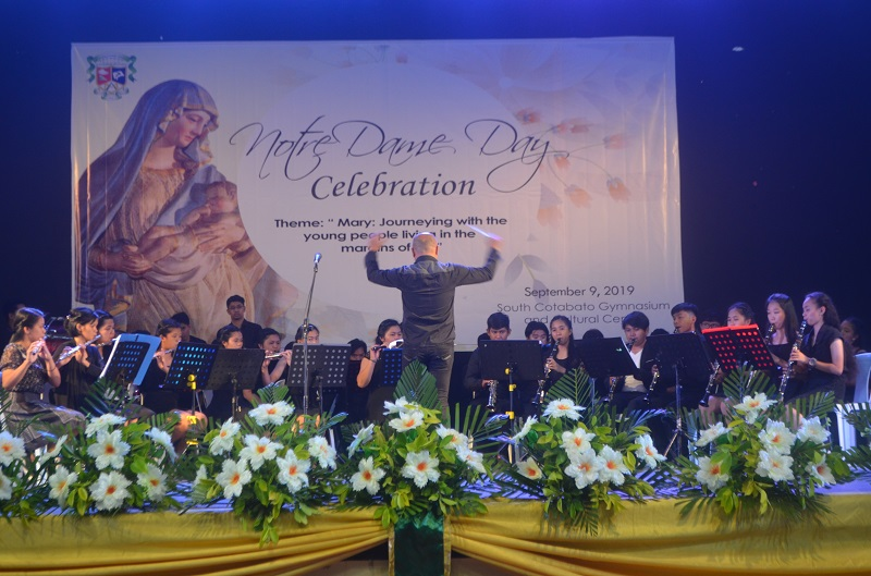 Notre Dame Day 2019 encourages journeying with the young people in the margins