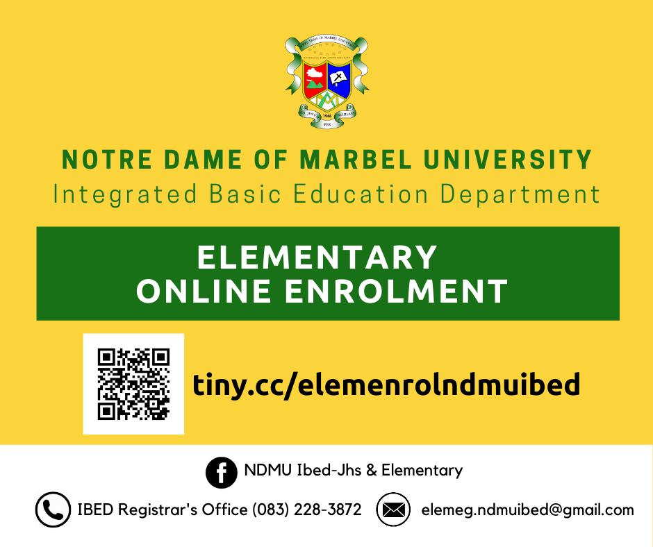 Elementary Online Enrollment Link